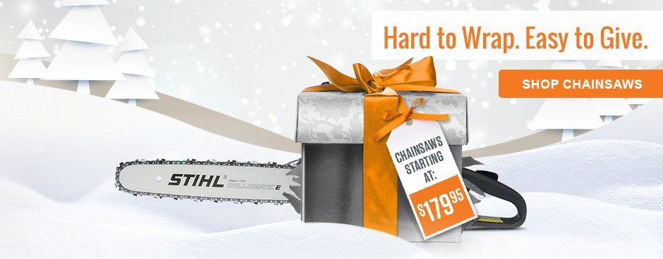 Shop STIHL Chainsaws